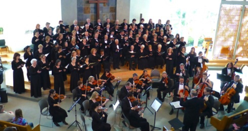 Symphony Irvine with Orange Community Master Chorale